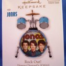 2010 - Hallmark - Keepsake Ornament - Jonas - Rock Out - Christmas Ornament
