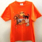 2007 - Halloween - Orange - Adult - Medium - T-Shirt