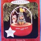 1997 - Hallmark Keepsake - Magic - Motion - Looney Tunes - Decorator Taz