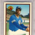 1989 - Ken Griffey Jr. - Bowman - Tiffany - Rookie Card - PSA 9 - Mint