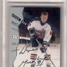 1994-95 - Upper Deck - Be a Player - Autographs - Wayne Gretzky #108 BGS 9/10