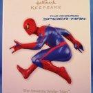 2012 - Hallmark - Keepsake Ornament - Marvel - The Amazing Spider-Man - Christmas Ornament