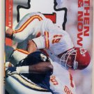 1994 COLLECTOR'S CHOICE FOOTBALL THEN AND NOW REDEMPTION SET