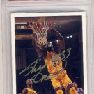1992 - Classic - SHAQUILLE O'NEAL - NTL - Gold Signature - Rookie Card - PSA 9 MINT