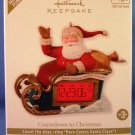 2012 - Hallmark - Keepsake Ornament - Countdown To Christmas - Christmas Ornament