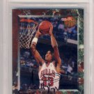 1992-93 Fleer Ultra Scottie Pippen Certified Autograph #3 BGS 9/10
