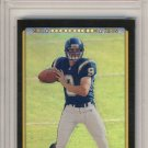 2001 - Drew Brees - Topps - Chrome - Black Refractor - #229 - #12/100 - Rookie Card - PSA 9 MINT