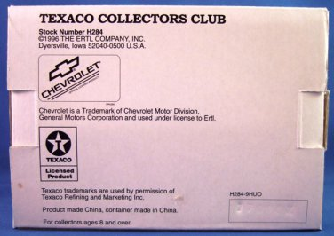 Texaco - 1930 Chevy Stake Truck - Collectors Club Exclusive - Limited Edition - Die Cast Metal