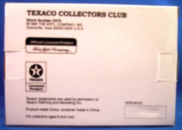 Texaco - 1905 Ford Delivery Car - Collectors Club - Series - Die Cast Metal