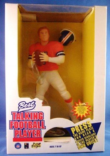 1996 - John Elway - Best - Talking Series - Series 2 - Football - Dallas Cowboys
