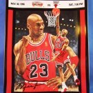 1997 - Bradford Exchange - Michael Jordan - 25,000 Points - Ticket To Greatness - Collector's Plate