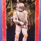 1998 - Hallmark - Keepsake Ornament - Star Wars - Boba Fett - Christmas Ornament
