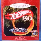 1997 - Hallmark - Keepsake Ornament - Hot Wheels - 30th Anniversary - Christmas Ornament