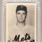 1969 - Mets - Team Issue - Nolan Ryan - PSA 7 - Near Mint