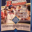 2001 - Bowman - Baseball - Box