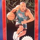 1998 - Hallmark - Keepsake Ornament - Hoop Stars - Grant Hill - Detroit Pistons - Ornament