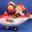 2007 - Campbell Soup Company - Fly By - Collectible - Christmas Ornament