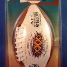 1996 - Super Bowl XXX - Dallas Cowboys vs. Pittsburgh Steelers Mini Foto Ball