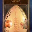 1993 - Super Bowl XXVII - Dallas Cowboys - Troy Aikman MVP - Mini Foto Ball