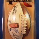 1996 - Dallas Cowboys - Troy Aikman - Mini Foto Ball