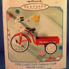 1999 - Hallmark - Keepsake - 1950 GARTON - Delivery Cycle - Sidewalk Cycle