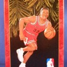 1999 - Hallmark - Keepsake Ornament - Hoop Stars - Chicago Bulls - Scottie Pippen - Ornament