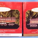 1999 - Hallmark - Keepsake Ornament - 746 Norfork and Western Steam Locomotive - The Tender
