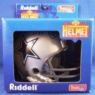 1995 - Riddell - Dallas Cowboys - Tony Dorsett - Autographed - Micro Helmet