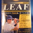 1998 - Leaf - Rookies & Stars - Baseball - Trading Card Box