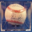 1998 - Nolan Ryan - Autographed - Statistics - Baseball