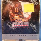 1991 - NFL - PROLINE - PORTRAITS - Football - Trading Cards - SIGNET SERIES