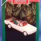 1992 - Hallmark - Keepsake Ornament - 1966 Mustang Classic Cars - Christmas Ornament