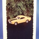 1995 - Hallmark - Keepsake Ornament - 1969 Chevrolet Camaro - Classic American Cars - Ornament