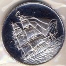 Ship - Silver Trade Unit - One Troy Ounce - .999 Fine Silver Coin