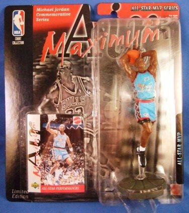 1999 - Michael Jordan - Mattel - Air Maximum -1988 All-Star MVP - Action Figure