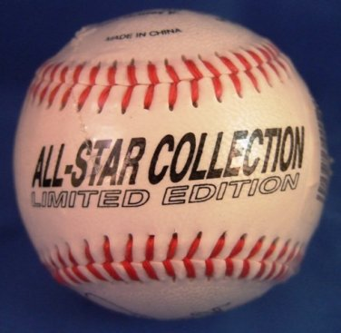 1992 - All Star Collection - Bonds, Griffey Jr. - Signed Facsimile Autographed Baseball