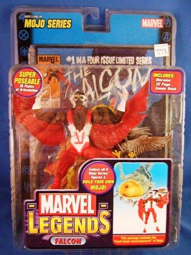 2006 - Toy Biz -  Marvel Legends - Mojo Series - Falcon