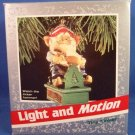 1989 - Hallmark - Keepsake - Tiny Tinker - Light and Motion - Ornament