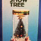 Snow Tree - Musical Box - Christmas Display