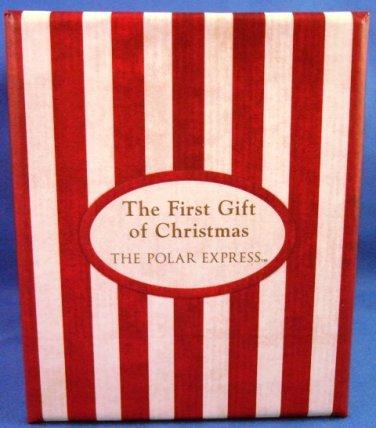 2005 - Hallmark - Keepsake Ornament - The Polar Express - The First Gift Of Christmas - Ornament