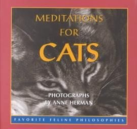 Meditations For Cats 1st Edition HB Book Herman NEW Cat