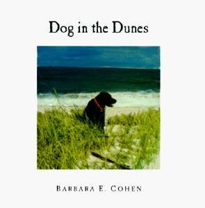 Labrador Retriever Dog in the Dunes HB 1st Edition Book