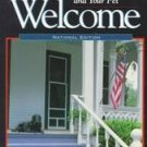 Pets Welcome Guide to Hotels Inns Resorts take Pet Book