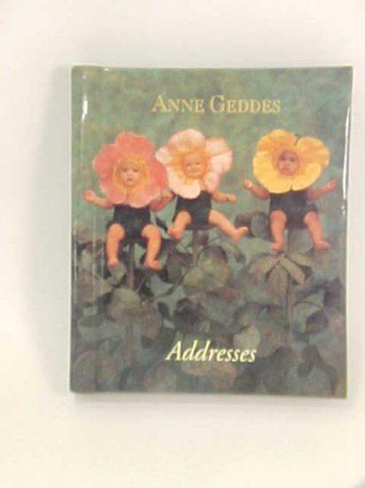Wildflower Butterfly Babies Purse Address Anne Geddes
