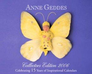 2006 Butterfly Anne Geddes Magnet Collectors Calendar