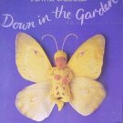 Anne Geddes Butterfly BABY Garden Coffee Table Book HB