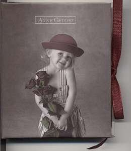 Rose Baby Purse size Anne Geddes Wedding Photo Album