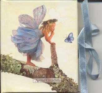Fairy Baby Butterfly Anne Geddes Photo Album Purse Size