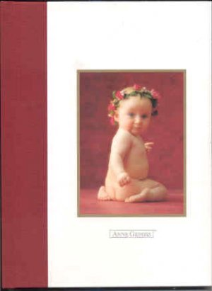 Plum Garland Baby Anne Geddes Photo Album Wedding NEW