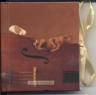 Sleeping Baby Purse size Anne Geddes Photo Album NEW Simply PERFECT Gift Idea Wedding